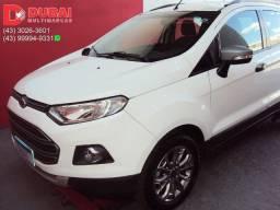 2017 | Ford Ecosport FreeStyle 1.6 Flex (Aut.) / 50 mil Km / Completa / Periciada