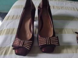 Sapato novo número 36 valor 50 reais