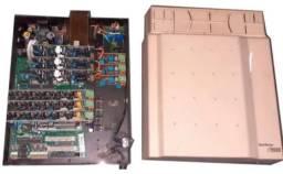 Central Telefônica Pabx 6020 6 Linhas E Até 20 Ramais