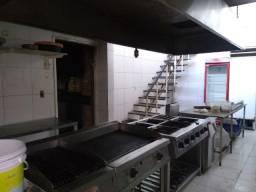 Vendo Chapa e Char Broiler em inox + Estrutura de apoio [para restaurante e pizzaria]