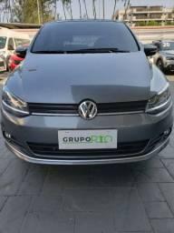 VW - Volkswagen Fox Connect 1.6 MB 12.000KM Completo Multimidia Rodas 15 Airbag duplo