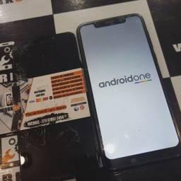 Conserto de celulares e venda de acessórios