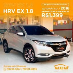 Honda Hr-v Ex 2016 NOVA