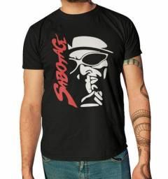 Camisa Camiseta Sabotage Rap Racionais