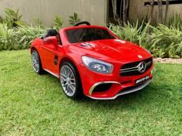 Carro elétrico infantil 12 V - Mercedes AMG 0 km