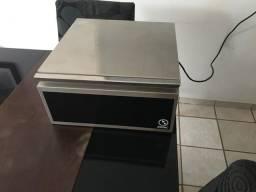 Mini estufa para lanches