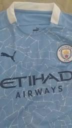 Camisa time manchester city tam M