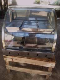 Estufa de vidro