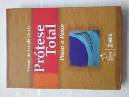 Livro seminovo Prótese Total Passo a Passo