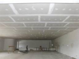 Realizamos com Você 50 reais M2 do Rebaixamento de Drywall com material