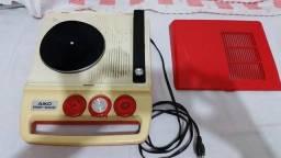 Vitrola Portátil - Aiko Prp-1000 - C/ Rádio Am