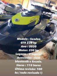 Título do anúncio: Jet ski Seadoo