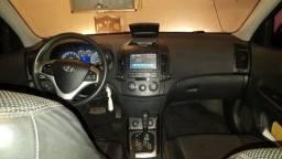 Hyundai I30 2012 automatico com bancos em couro e central multimídia