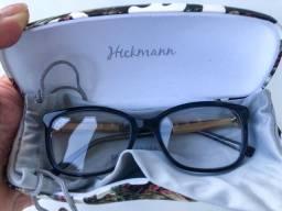 Óculos Armação com Lente Ana Hickman Usado