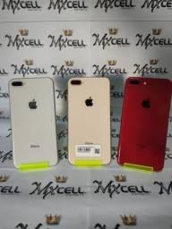 Título do anúncio: Iphone 8 Plus 64GB Novos Sem Uso Poucas Peças