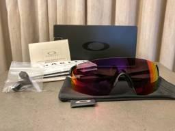 Óculos Oakley Evzero Blades Black Lente Prizm Road Original