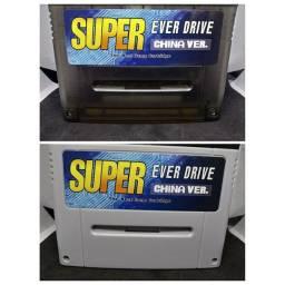 Fita Super ever drive - Todos jogos nintendo