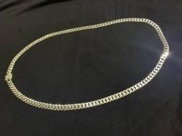 Cordão em Prata Italiana