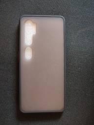 Capa de Proteção Silicone Xiaomi Mi Note 10 Normal Pro Lite