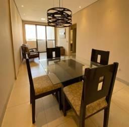Título do anúncio: Alugo apartamento mobiliado no Edifício Serra Dourada,  com 3 quartos, wc social e 1 vaga