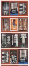 Título do anúncio: Painel automação completo para elétrica, e barramentos.