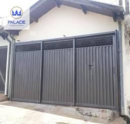 Casa com 2 dormitórios para alugar, 87 m² por R$ 1.000,00/mês - Vila Industrial - Piracica