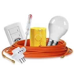 Eletricista residêncial e comercial