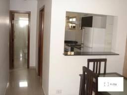 Apartamento com 2 dormitórios, 51 m² por R$ 2.900/mês - Moema