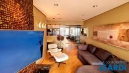 Apartamento à venda com 1 dormitórios em Brooklin, São paulo cod:628204