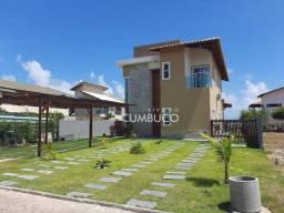 Sobrado com 4 dormitórios à venda, 220 m² por R$ 750.000,00 - Cumbuco - Caucaia/CE