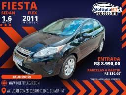 New Fiesta 1.6 SE Sedan Flex 2010/2011