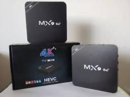 TvBox Mx9 Transforma sua tv em Smart
