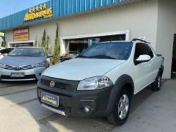 Fiat Strada Hard Working CD - Único dono 55.000km