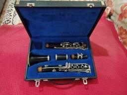 Clarinet Sib 17 chaves - ébano