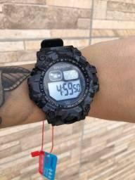Título do anúncio: Relógio Masculino digital De Pulso Esportivo 30m À Prova D 'Água