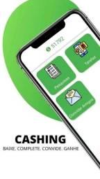 Baixe o app e ganhe dinheiro