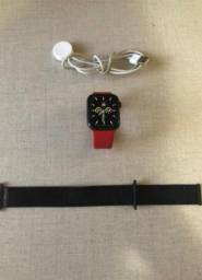 Apple Watch s4 44 MM GPS+CELULAR ainda na garantia