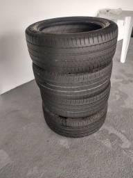 4 pneus Pirelli aro 17x225x50