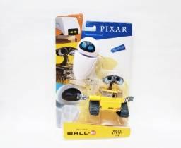 Wall-e E Et Eve - Disney Pixar 10cm - Aceito Cartão