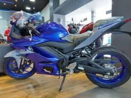 Yamaha YZF R3 ABS 2022 - em até 36x