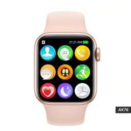 Smartwatch AK76 Faz ligações