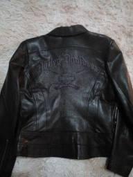 Jaqueta Harley Davidson Couro Feminino