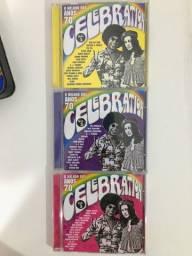 Coleção Celebration anos 70