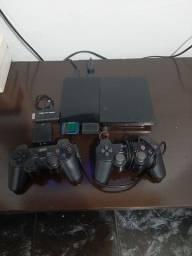 PlayStation 2 desbloqueado com uso via pendrive