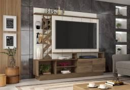 Entrega Grátis/ Estante Para Tv 65 Polegadas/ Rack com painel Acoplado
