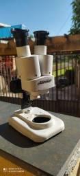 Microscópio amokie para reparo em placas