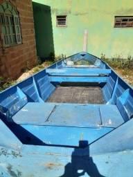 Vendo barco de  aluminio