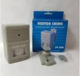 Sensor De Presença Visitor Chime 300d