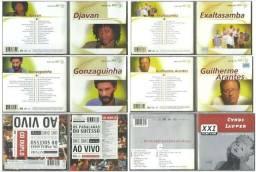 CD ? (12 cds Duplos Variados)