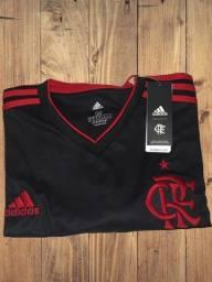 Camisa Flamengo Preta Tailandesa 2020/2021